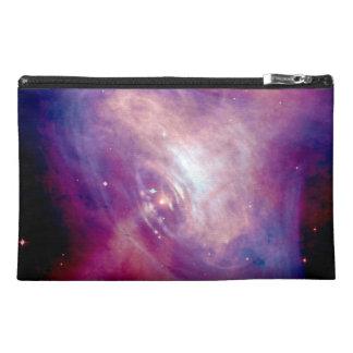 Crab Nebula Travel Accessories Bags