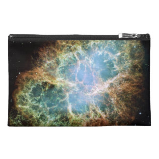 Crab Nebula Travel Accessories Bag
