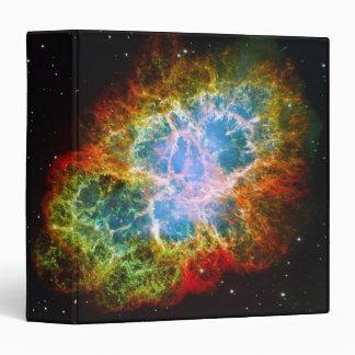 Crab Nebula Binder