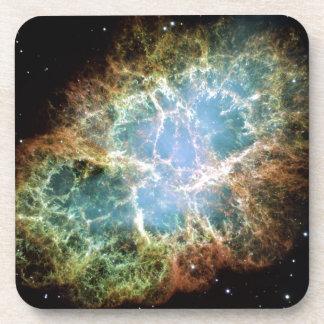 Crab Nebula Coaster