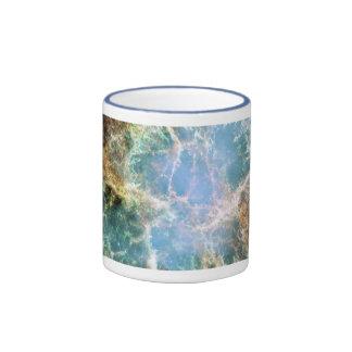 Crab Nebula Coffee Mugs