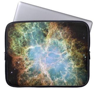 Crab Nebula Computer Sleeve