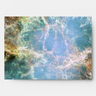Crab Nebula Envelope