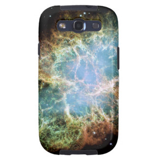 Crab Nebula – Hubble Telescope Samsung Galaxy SIII Cases