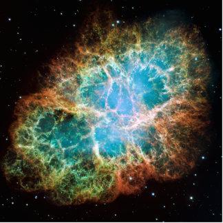 Crab Nebula – Hubble Telescope Cutout