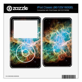 Crab Nebula – Hubble Telescope iPod Decals
