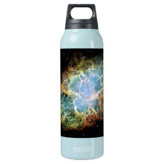 Crab Nebula Insulated Water Bottle