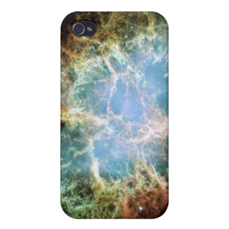 Crab Nebula iPhone 4 Cover