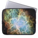 Crab Nebula Laptop Computer Sleeves