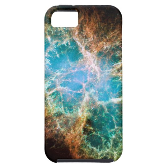 Crab Nebula M1 iPhone Case
