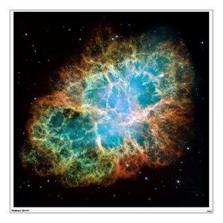 Crab Nebula M1 Wall Decals
