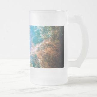 Crab Nebula Beer Mugs