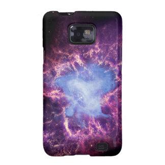 Crab Nebula NGC 1952 Galaxy S2 Covers