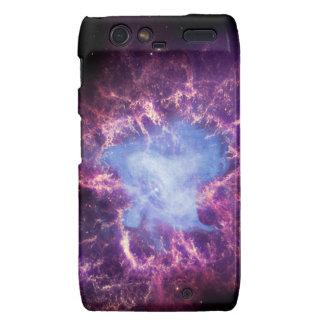 Crab Nebula NGC 1952 Droid RAZR Covers