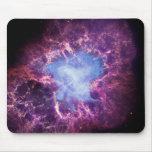 Crab Nebula NGC 1952 Mouse Pad