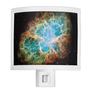 Crab Nebula Night Light