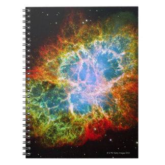Crab Nebula Notebook