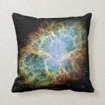 Crab Nebula Pillows