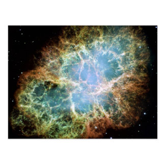 Crab Nebula Post Cards