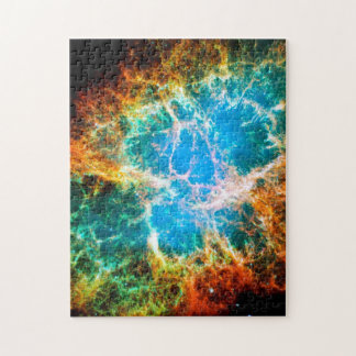 Crab Nebula Puzzle