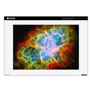 Crab Nebula Skin For Laptop