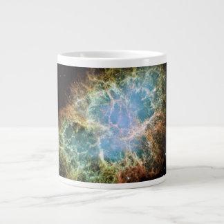 Crab Nebula Jumbo Mug