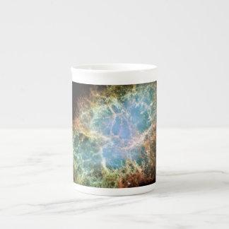 Crab Nebula Porcelain Mugs