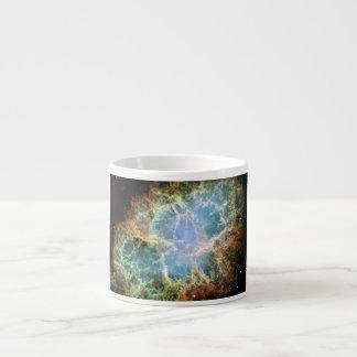 Crab Nebula Espresso Mug