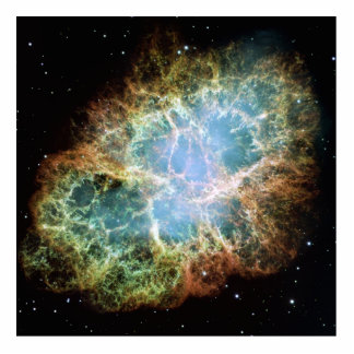 Crab Nebula Statuette