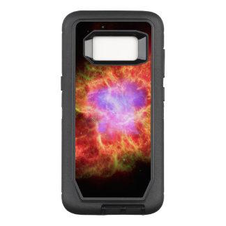 Crab Nebula Superdense Neutron Star OtterBox Defender Samsung Galaxy S8 Case