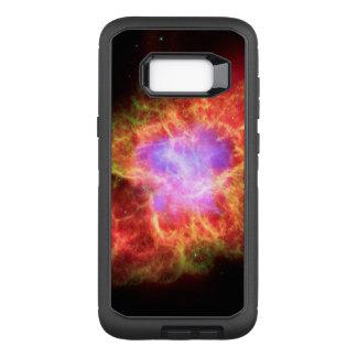 Crab Nebula Superdense Neutron Star OtterBox Defender Samsung Galaxy S8+ Case