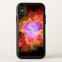 Crab Nebula Superdense Neutron Star OtterBox Symmetry iPhone X Case