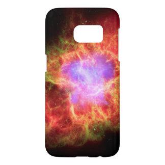 Crab Nebula Superdense Neutron Star Samsung Galaxy S7 Case