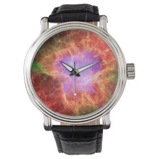 Crab Nebula Superdense Neutron Star Wristwatch