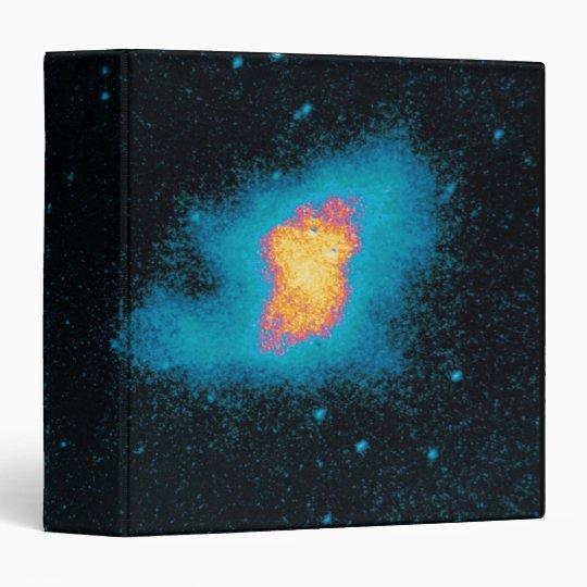 Crab Nebula Supernova Binder