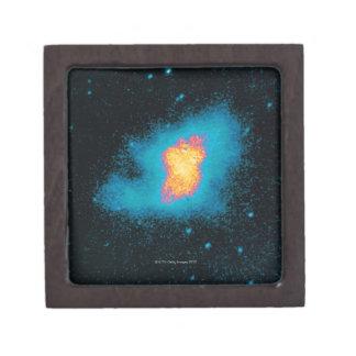 Crab Nebula Supernova Keepsake Box