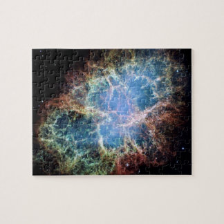 Crab Nebula Supernova NASA Jigsaw Puzzle