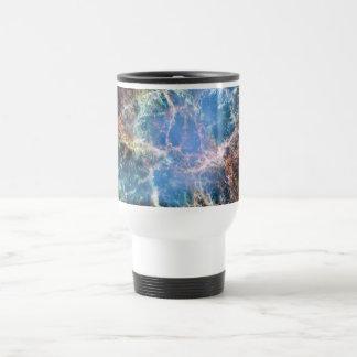 Crab Nebula Supernova NASA Travel Mug