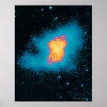 Crab Nebula Supernova Poster
