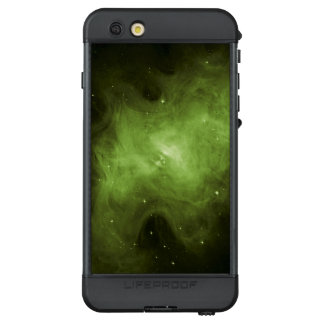 Crab Nebula, Supernova Remnant, Green Light LifeProof NÜÜD iPhone 6s Plus Case