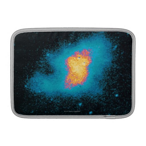 Crab Nebula Supernova Sleeves For MacBook Air