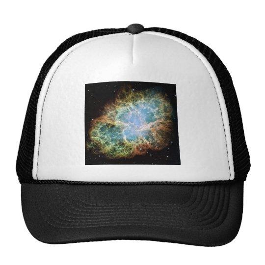 Crab Nebula Trucker Hat