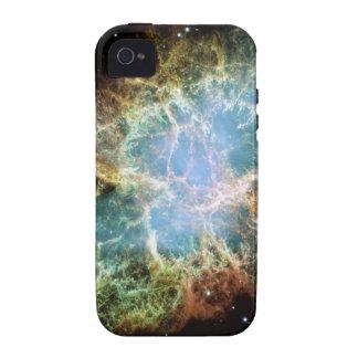 Crab Nebula Vibe iPhone 4 Covers