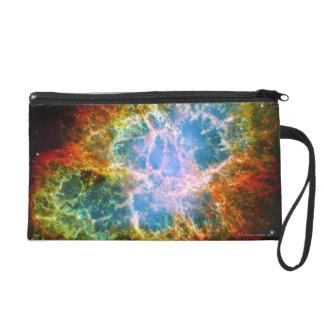 Crab Nebula Wristlet