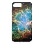 Crab Nebulae Space Astronomy Science Photo iPhone 7 Plus Case