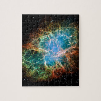 Crab Nebulae Space Astronomy Science Photo Jigsaw Puzzle