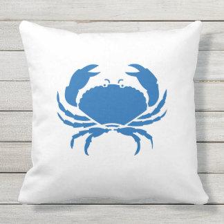 """Crab"" Outdoor Pillow"