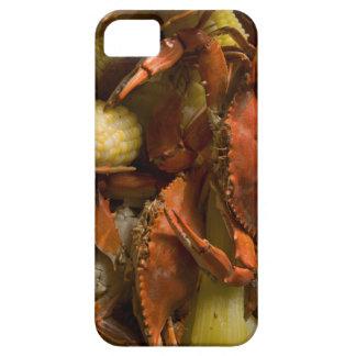 Crab Photo Peg Phone Case