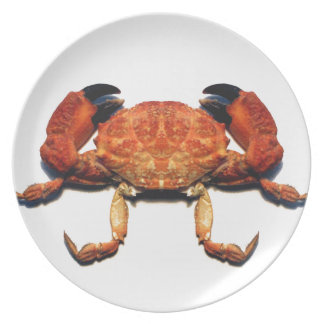 Crab Party Plate