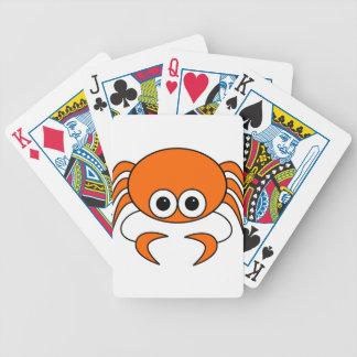 Crab Poker Cards